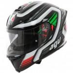 AGV K5-S Firerace Italia green | BGCarShop.com