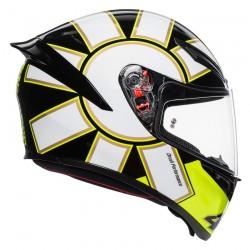 Helmet AGV K1 GOTHIC 46 BLACK
