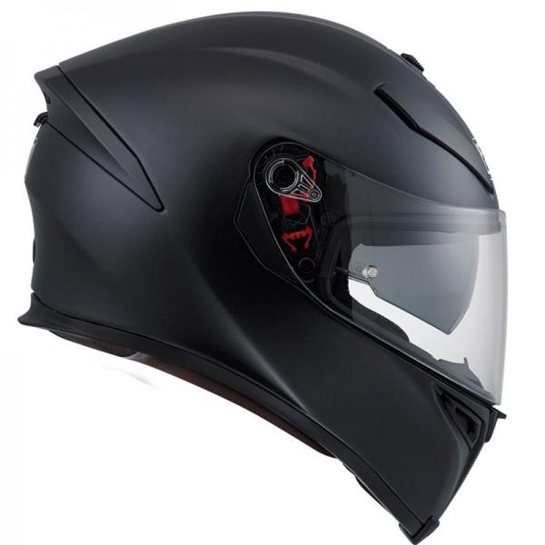 AGV K5-S Black Matt helmet | BGCarShop.com