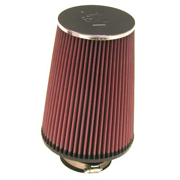 K&N RC-5106 Universal Clamp-On Air Filter | BGCarShop.com