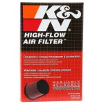 K&N RC-5004 Universal Clamp-On Air Filter | BGCarShop.com