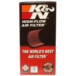 K&N RC-2710 Universal Clamp-On Air Filter | BGCarShop.com