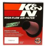 K&N RU-2800 Universal Clamp-On Air Filter | BGCarShop.com