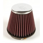 K&N RC-4570 Universal Clamp-On Air Filter | BGCarShop.com