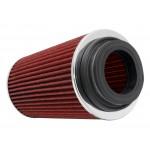 K&N RG-1002RD-L Universal Clamp-On Air Filter | BGCarShop.com