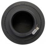 K&N RU-3570 Universal Clamp-On Air Filter | BGCarShop.com